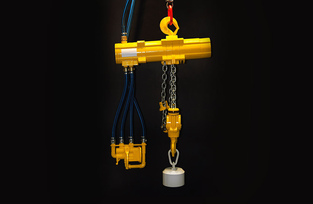 Hoist and Winch Drives